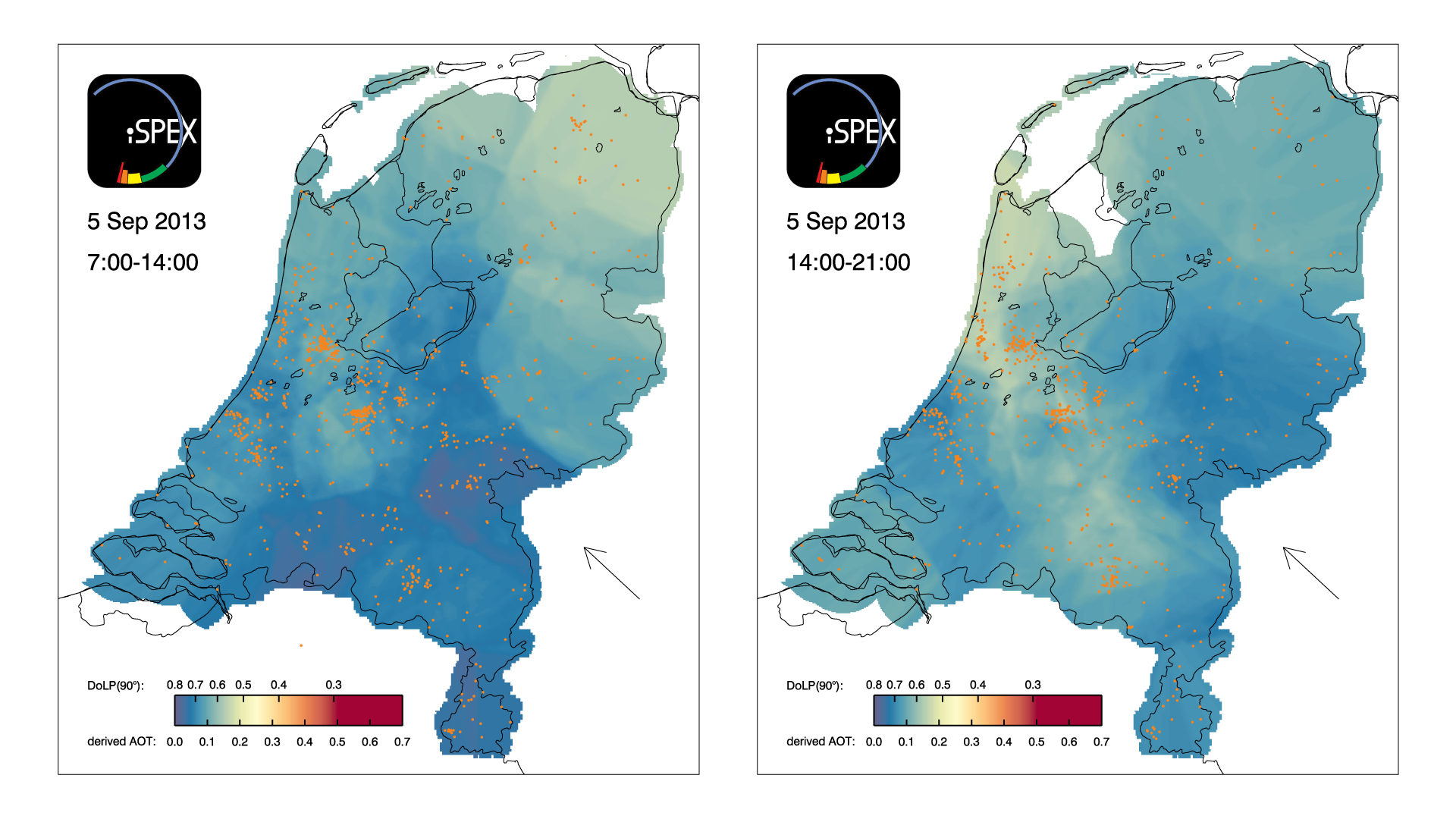 dutch citizen science network produces accurate maps of