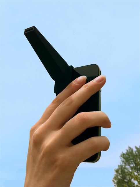 iSPEX: meet fijnstof met je smartphone
